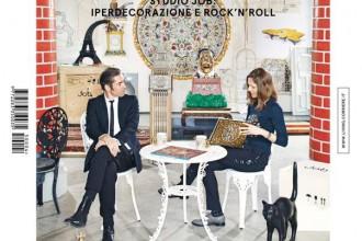 LA COVER DEL NUOVO LIVING N. 04 2015