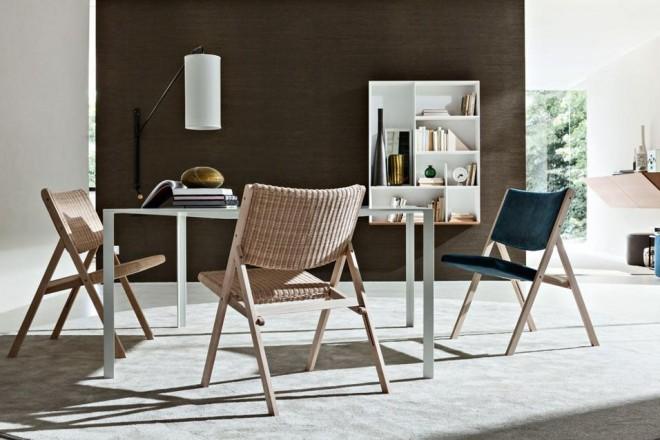 Tavolo e sedie coordinati - LivingCorriere