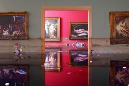 Fino al 13 settembre al Palazzo delle Esposizioni di Roma oltre 150 opere, di cui alcune inedite, del grande artista e fotografo americano