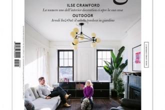 LA COVER DEL NUOVO LIVING N. 05 2015