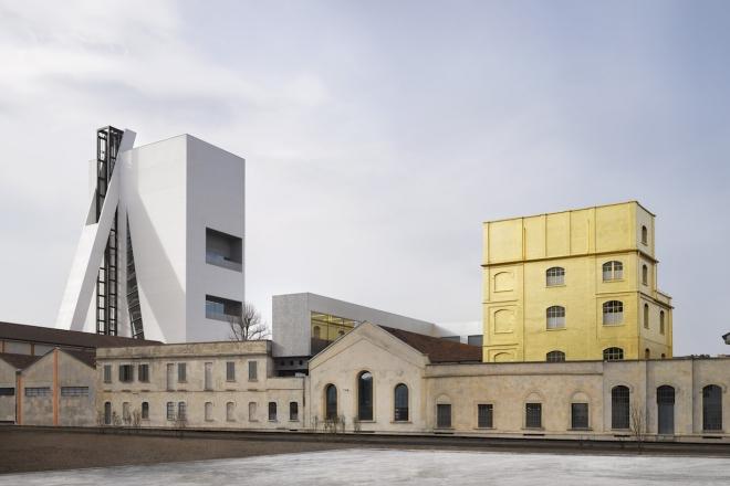 Fondazione Prada Milano Living Corriere