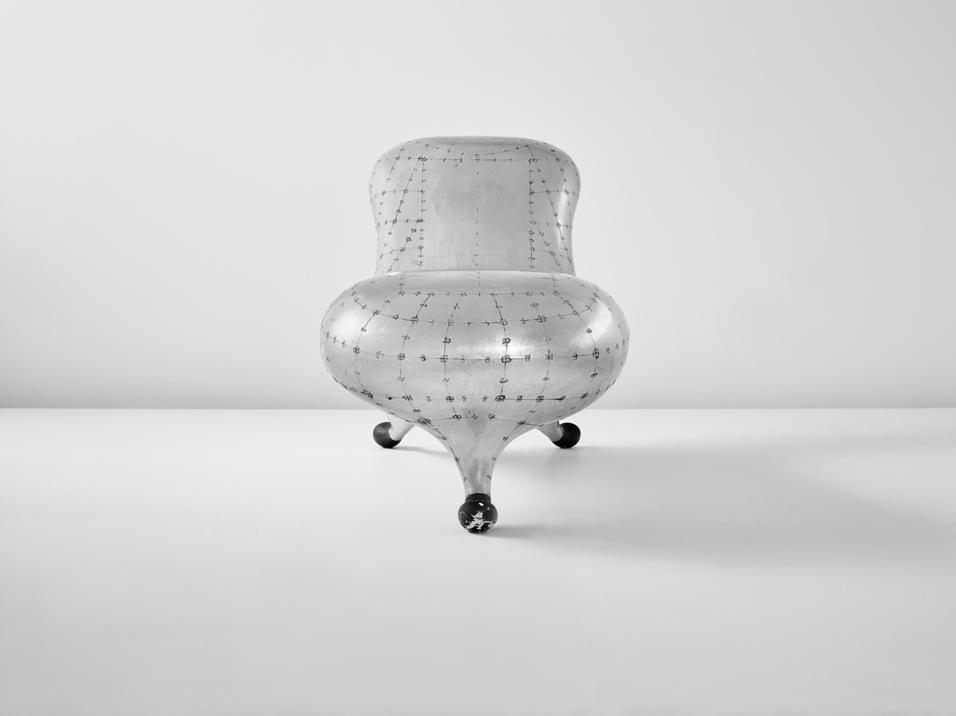 'LOCKHEED LOUNGE' DI MARC NEWSON