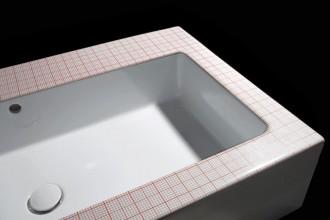 10 modi di (ri)pensare un'icona: Acquagrande di Flaminia. Dieci designer interpretano il lavabo progettato da Giulio Cappellini e Roberto Palomba quasi vent'anni faMillimeter paperld