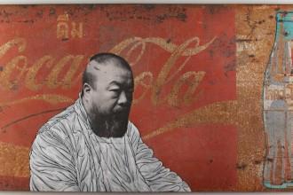 Andy Warhol, Todd Ford e Howard Finster e non solo. Una mostra d'arte contemporanea celebra i 100 anni dell'iconica Coca Cola in vetro