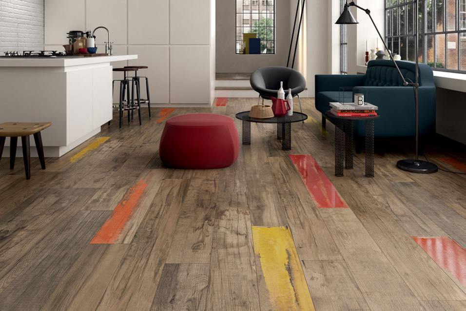 gres effetto legno per i pavimenti di casa. Black Bedroom Furniture Sets. Home Design Ideas