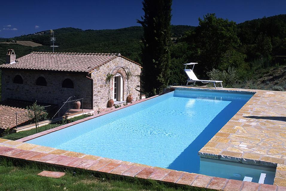15 piscine da sogno livingcorriere for Quanto costa una casa a 2 piani