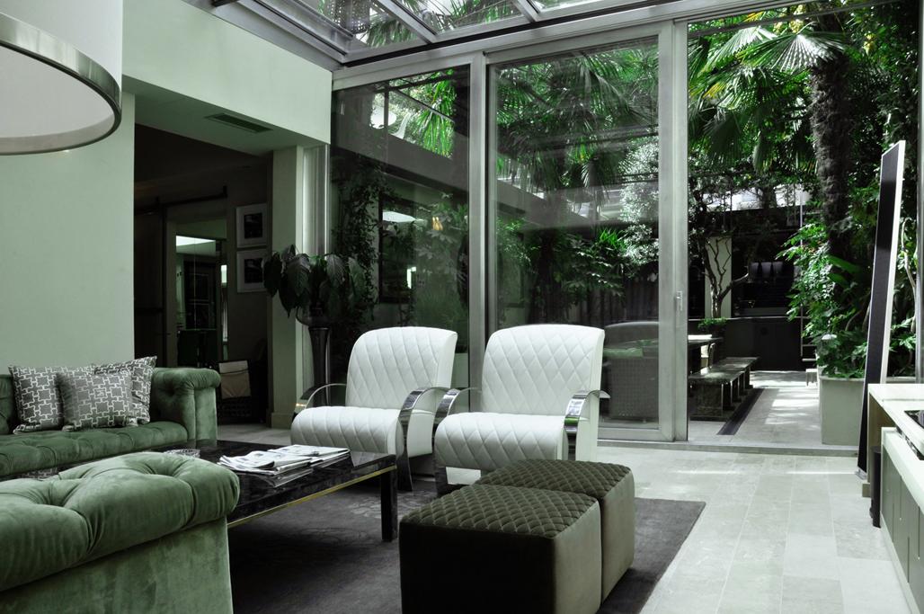 Come arredare con i sempreverdi foto 1 livingcorriere - Arredare giardino d inverno ...