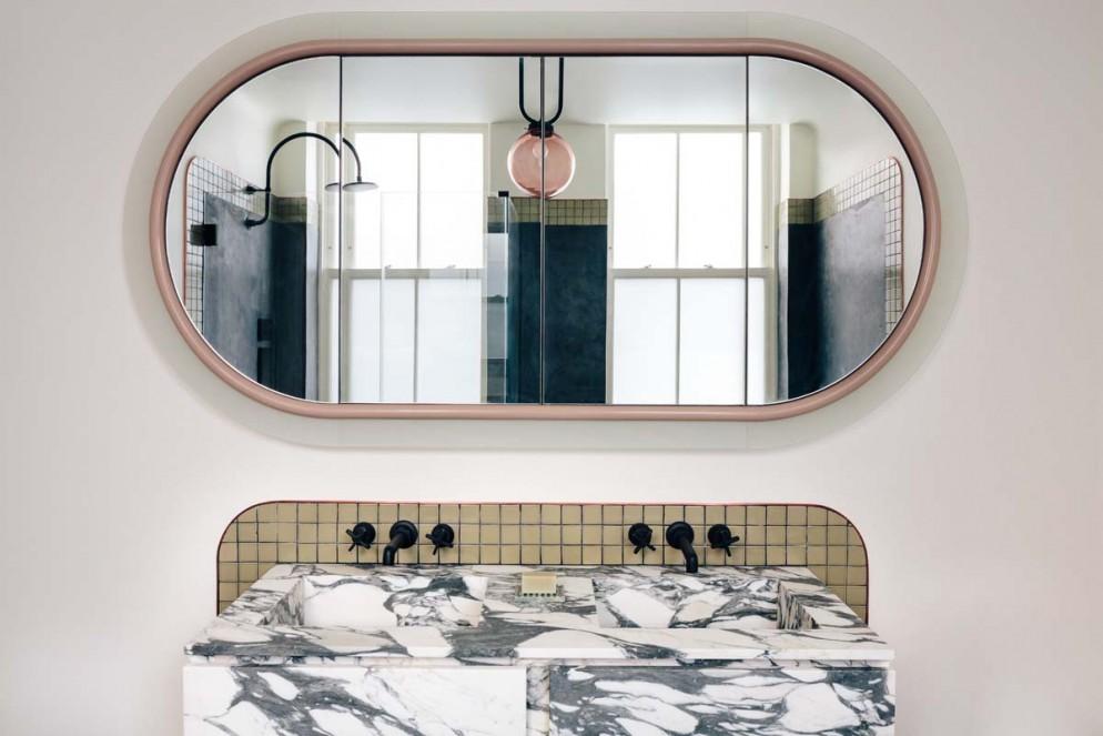 specchio bagno idee