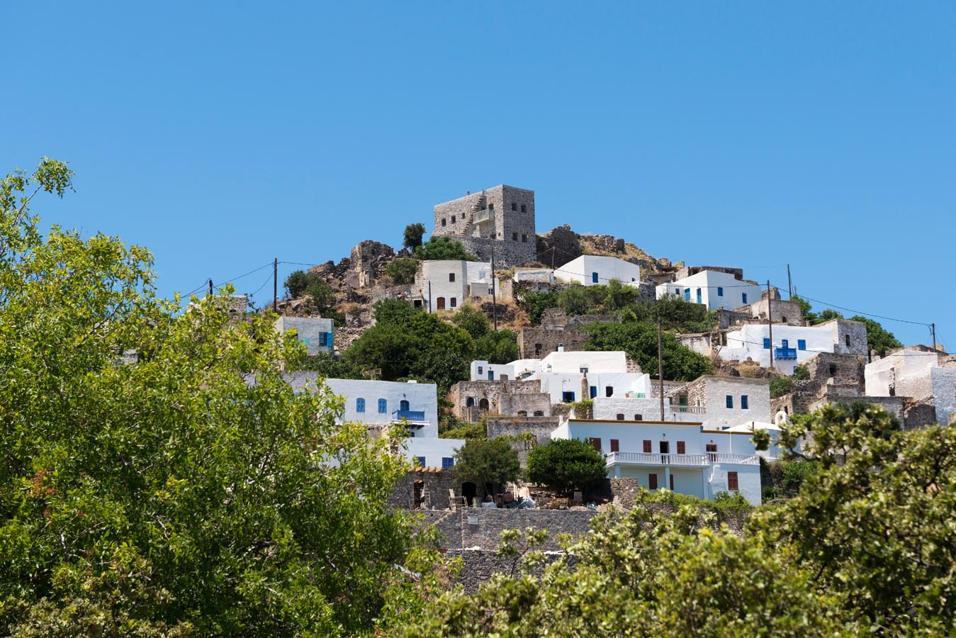 BUEN RETIRO IN GRECIA: IL CASTELLO