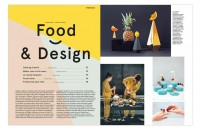TENDENZE: FOOD & DESIGN