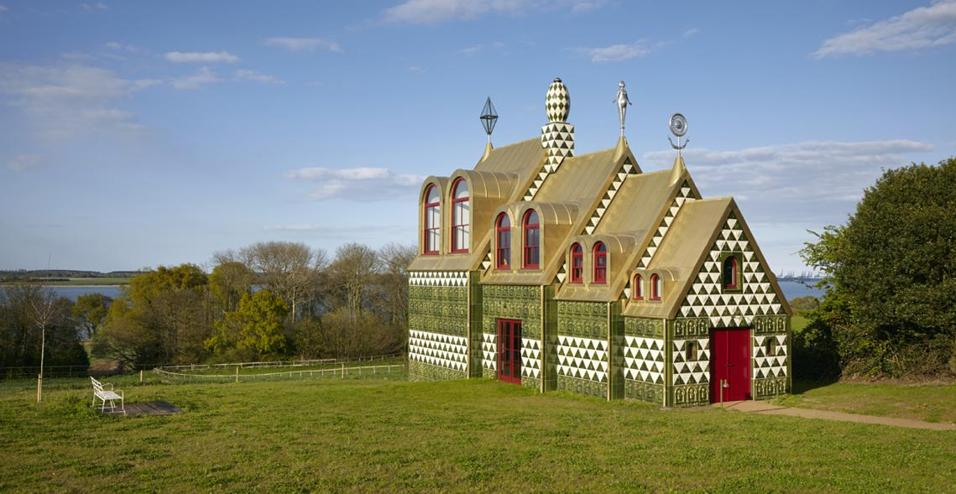 A HOUSE FOR ESSEX DI LIVING ARCHITECTURE