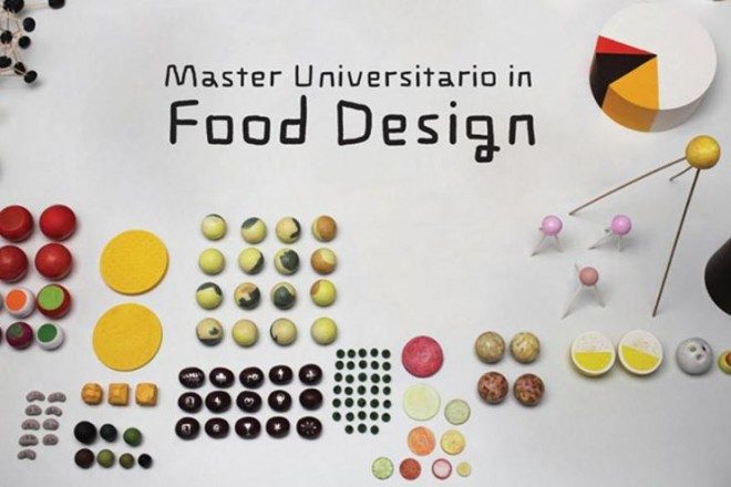 MASTER UNIVERSITARIO IN FOOD DESIGN