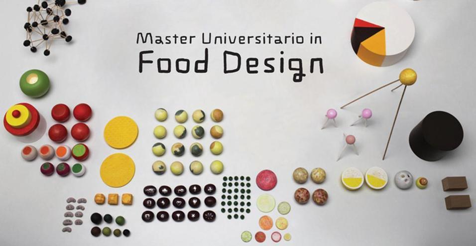 MASTER UNIVERSITARIO IN FOOD DESIGN