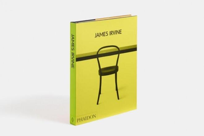 JAMES IRVINE IN UN LIBRO