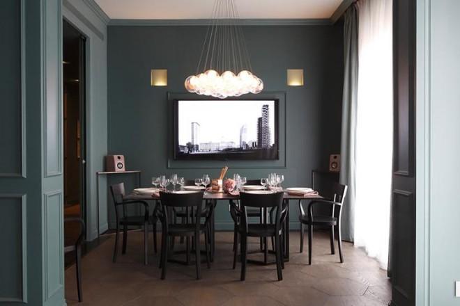Appartamento di lusso nel centro di milano for Appartamenti di design