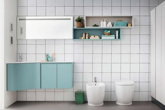 20 idee per arredare un bagno piccolo livingcorriere for Idee per arredare un bagno piccolo