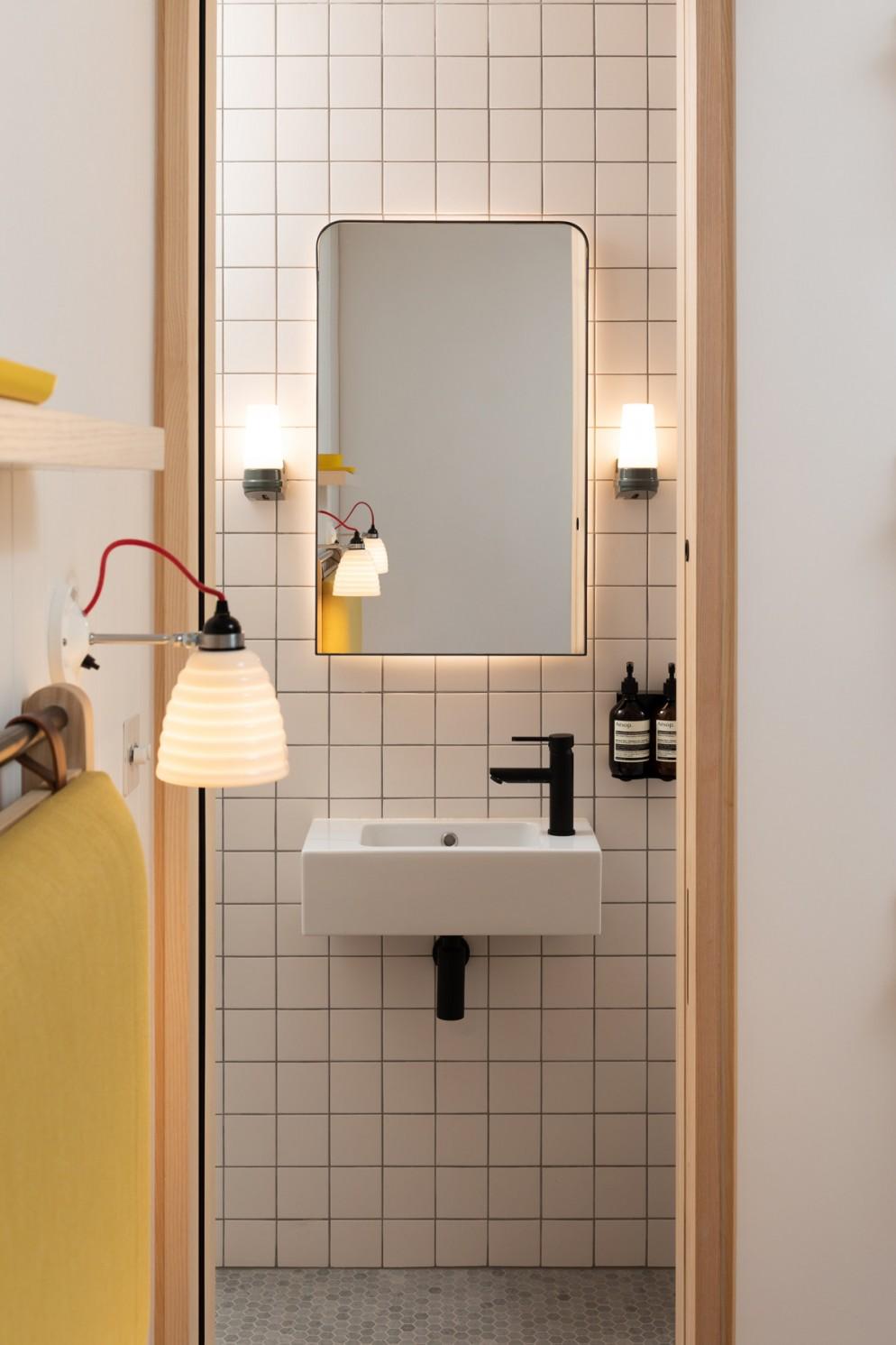 Immagini Di Bagni Piccoli bagno piccolo: 20 idee di arredo per sfruttare uno spazio di