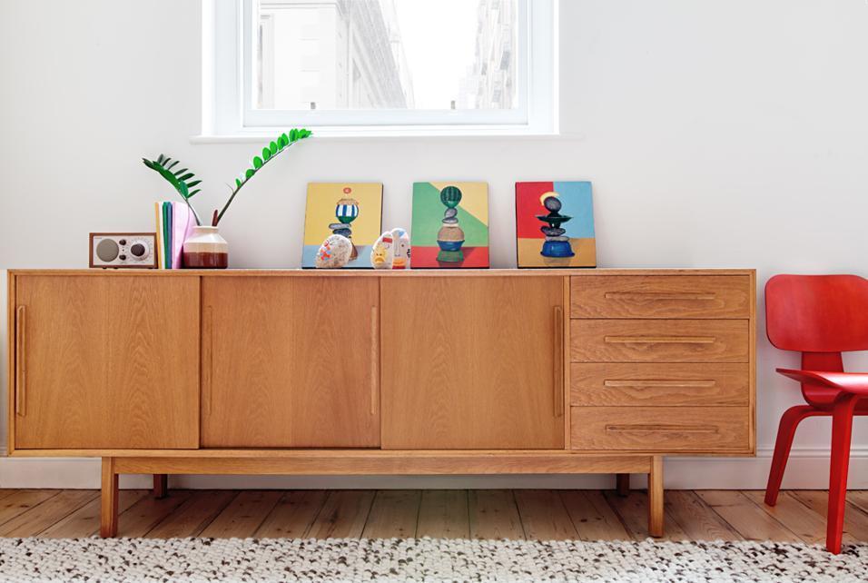 20 consigli per dare carattere alla casa con composizioni di oggetti