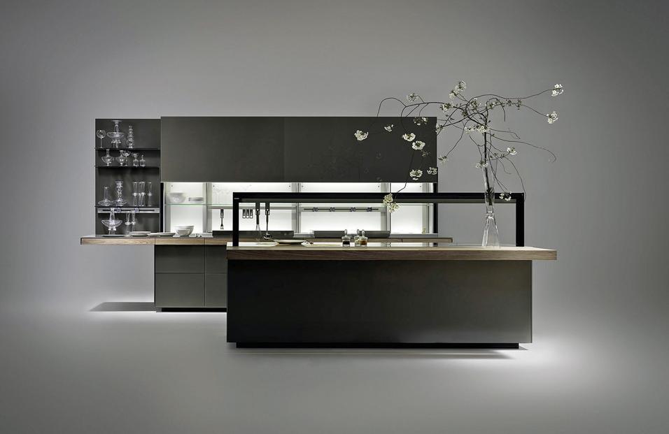 Cucine tra living e laboratori hi-tech