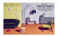 INTERIORS: ESTATE A TINTE FORTI