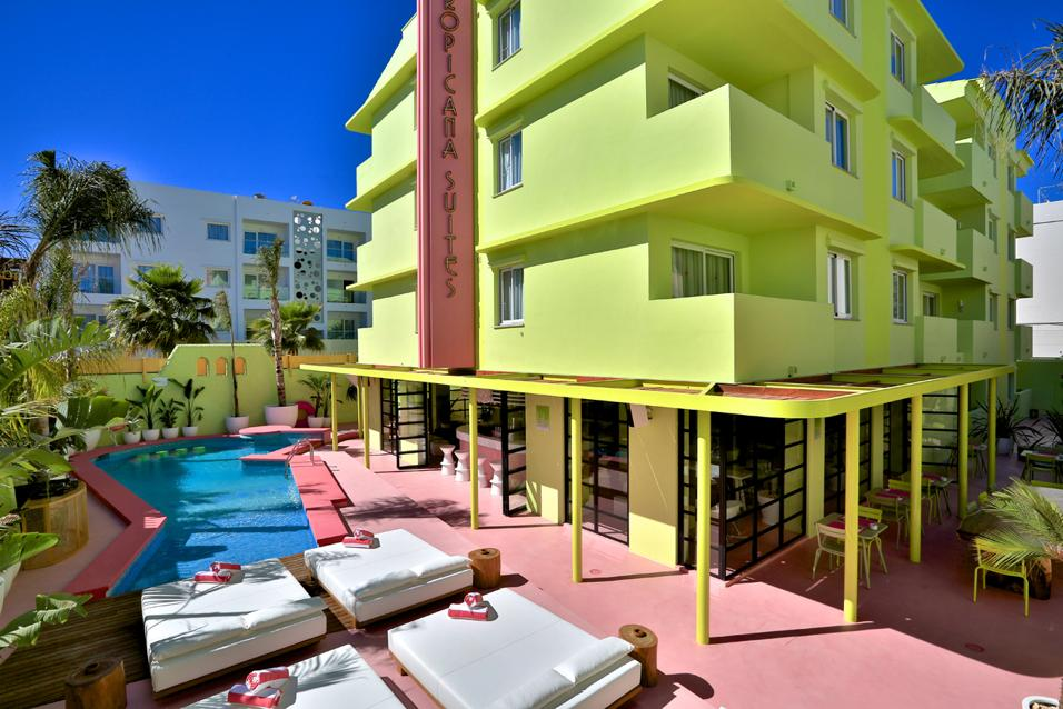 IL TROPICANA IBIZA COAST SUITES