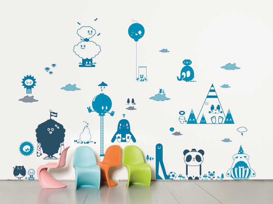 WALL STICKERS DI DOMESTIC