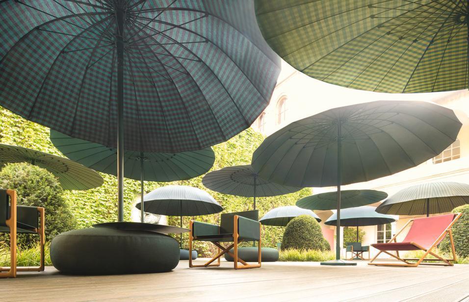 15 soluzioni per arredare il giardino facendo ombra. Con Stile