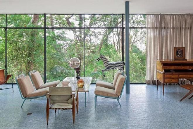 La casa di vetro di lina bo bardi - La casa di vetro ...