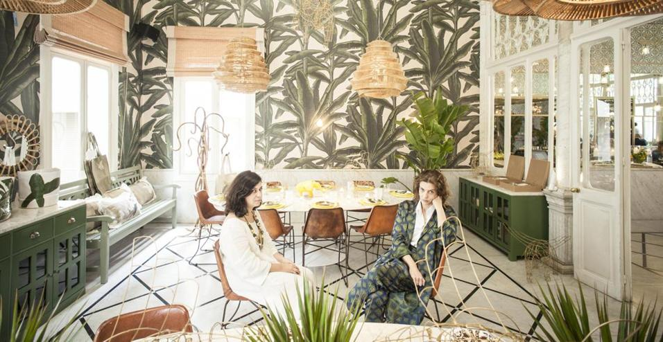 LA CAPSULE COLLECTION DEL LIZA BEIRUT RESTAURANT