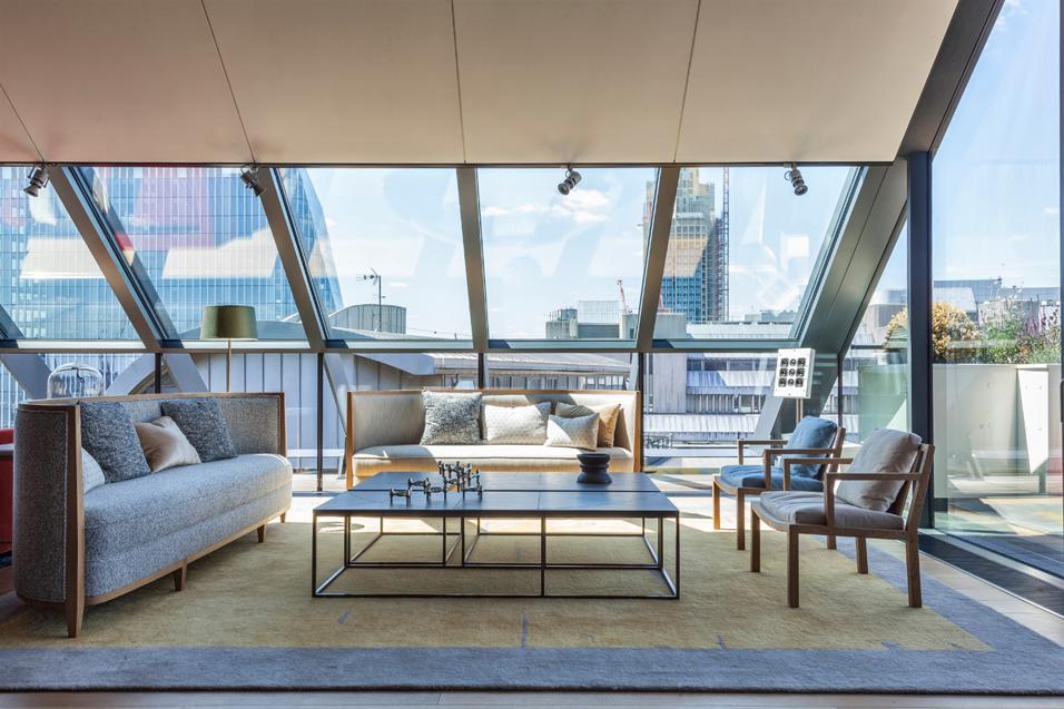 LONDON PENTHOUSE: IL LIVING