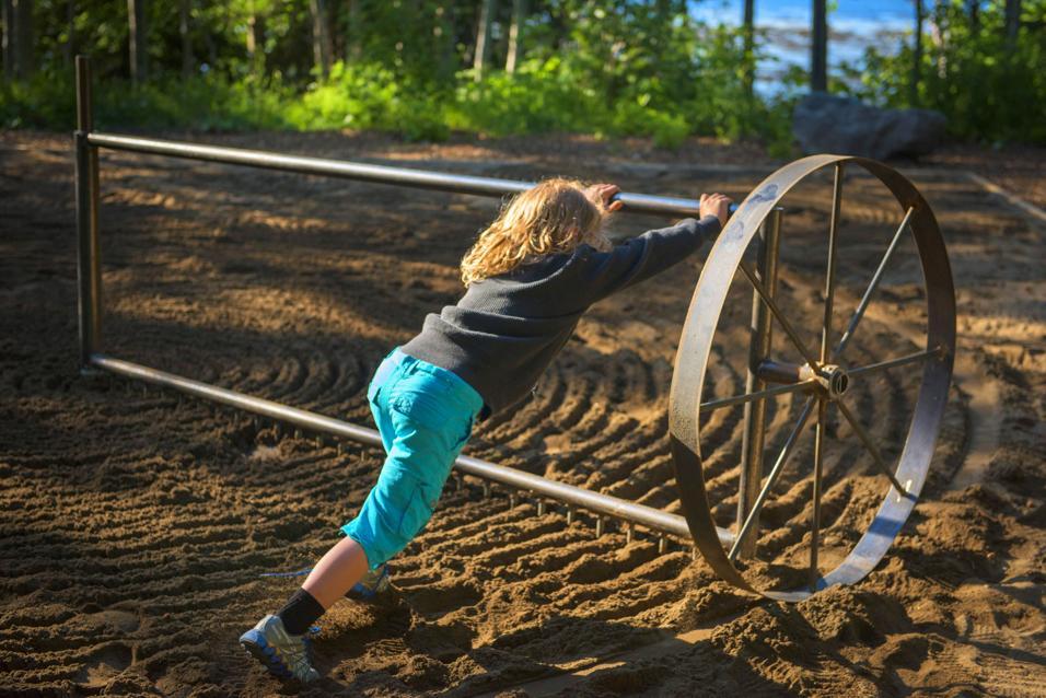 Il 16esimo International Garden Festival a Grand-Métis in Canada offre una curiosa panoramica della ricerca nel campo dell'arte dei giardini