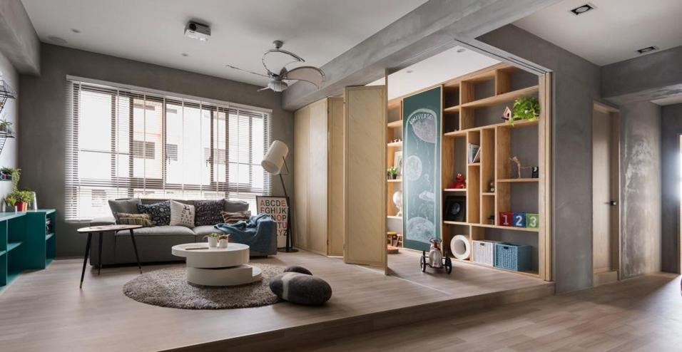 Un appartamento a misura di bambino for Etro arredamento