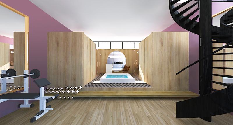 E il seminterrato diventa una SPA - Foto 1 LivingCorriere