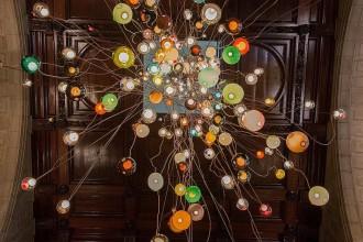 Una selezione di progetti d'autore: 25 lampadari a sospensione da 2 a 200 euro. Perché il design è anche a piccoli prezzi 28 DI BOCCI