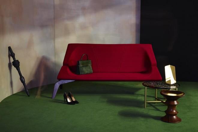 Foto e Concept Grégoire Alexandre - Set design Hervé Sauvage - Fashion Stylist Clémence Cahu