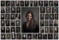 La funzione Google Image alla base del progetto fotografico Netaphors, una riflessione sul concetto di identità nell'era digitale