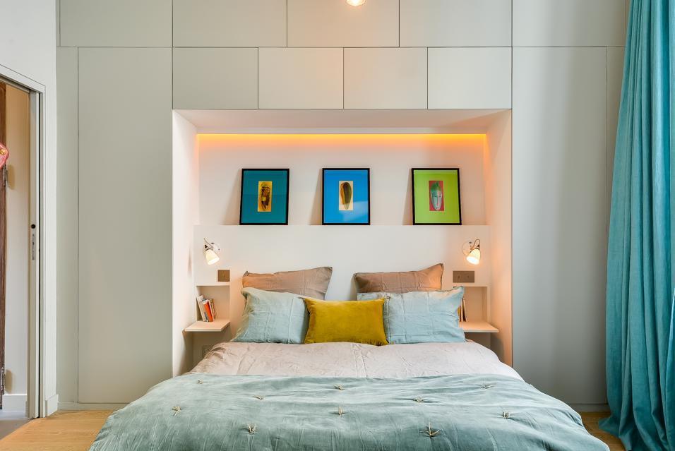 Amato Camere da letto: 35 semplici idee per arredarle - LivingCorriere VG09