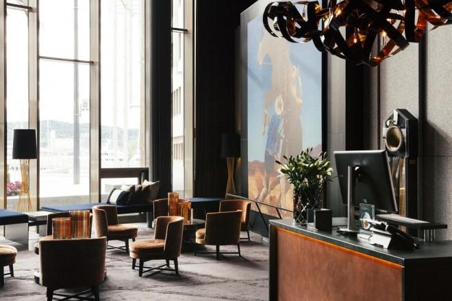A oslo il design hotel di culto the thief for Design hotel oslo