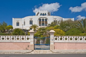 Esterno della Villa a Santa Maria di Leuca