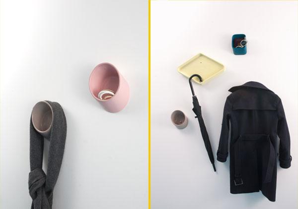 Design da appendere livingcorriere for Appendini da muro