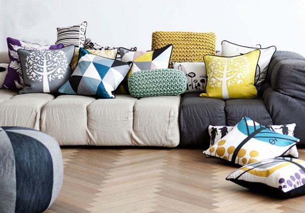 Cuscini Di Design.Un Mondo Di Cuscini Livingcorriere