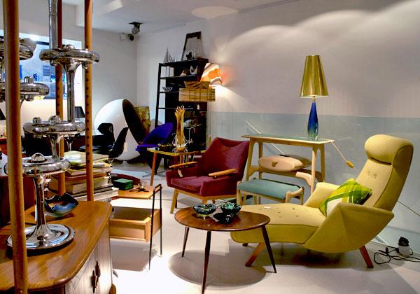 Arredare vintage livingcorriere - Arredamento casa vintage ...