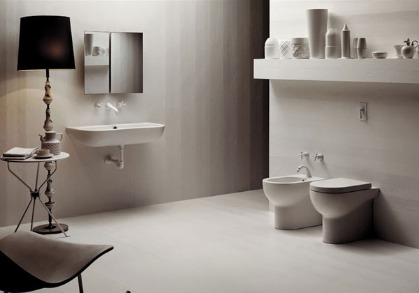 Lo stile in bagno - LivingCorriere