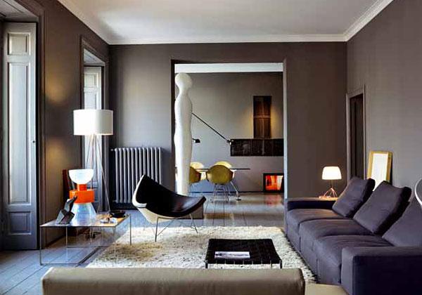 L 39 eleganza fatta casa livingcorriere for Case eleganti interni