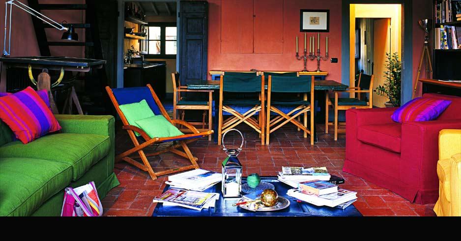 Due piani di colore livingcorriere for Piani di bungalow classici
