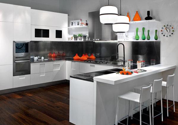cucine aperte sul living - livingcorriere - Living Soggiorno Cucina