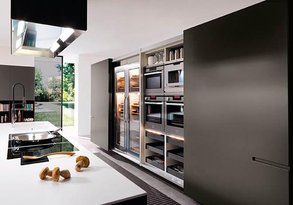 La cucina invisibile - LivingCorriere