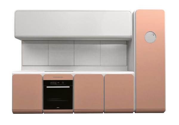 Cucina retró-tech - LivingCorriere