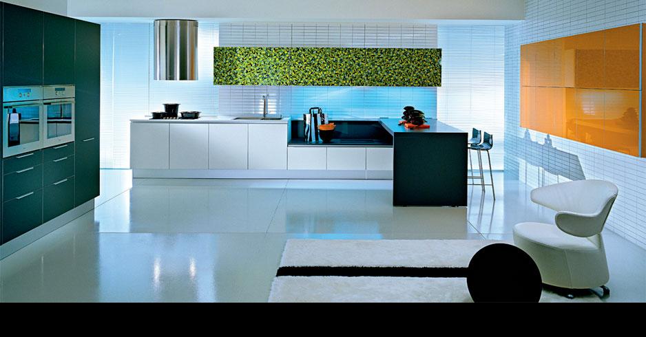 Cucine e materiali tattili livingcorriere - Rivestimenti alternativi cucina ...
