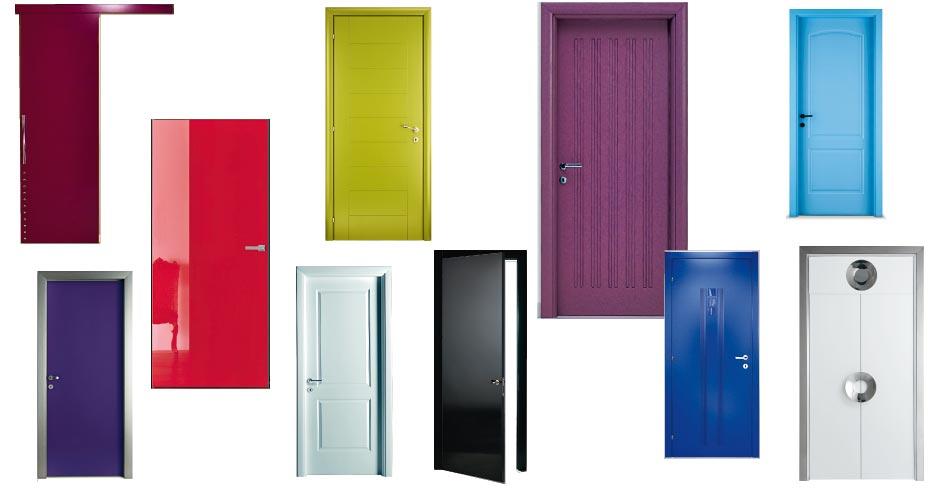 Porte laccate livingcorriere - Verniciare porte interne a spruzzo ...